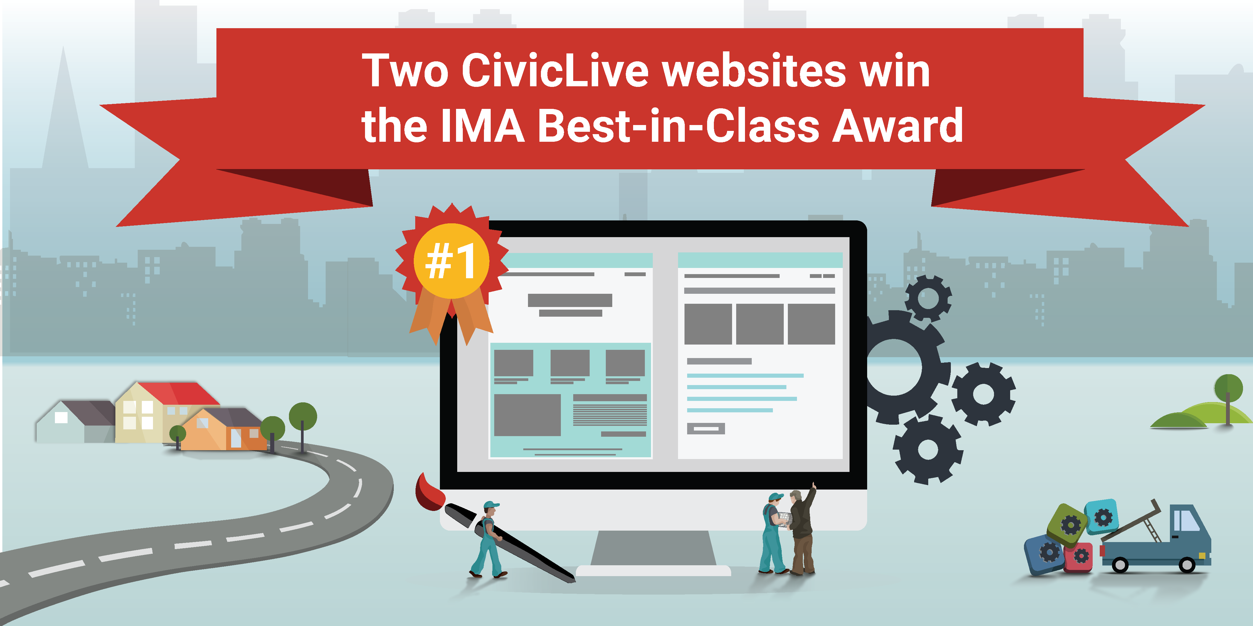 CivicLive Wins Two Best-in-Class Interactive Media Awards