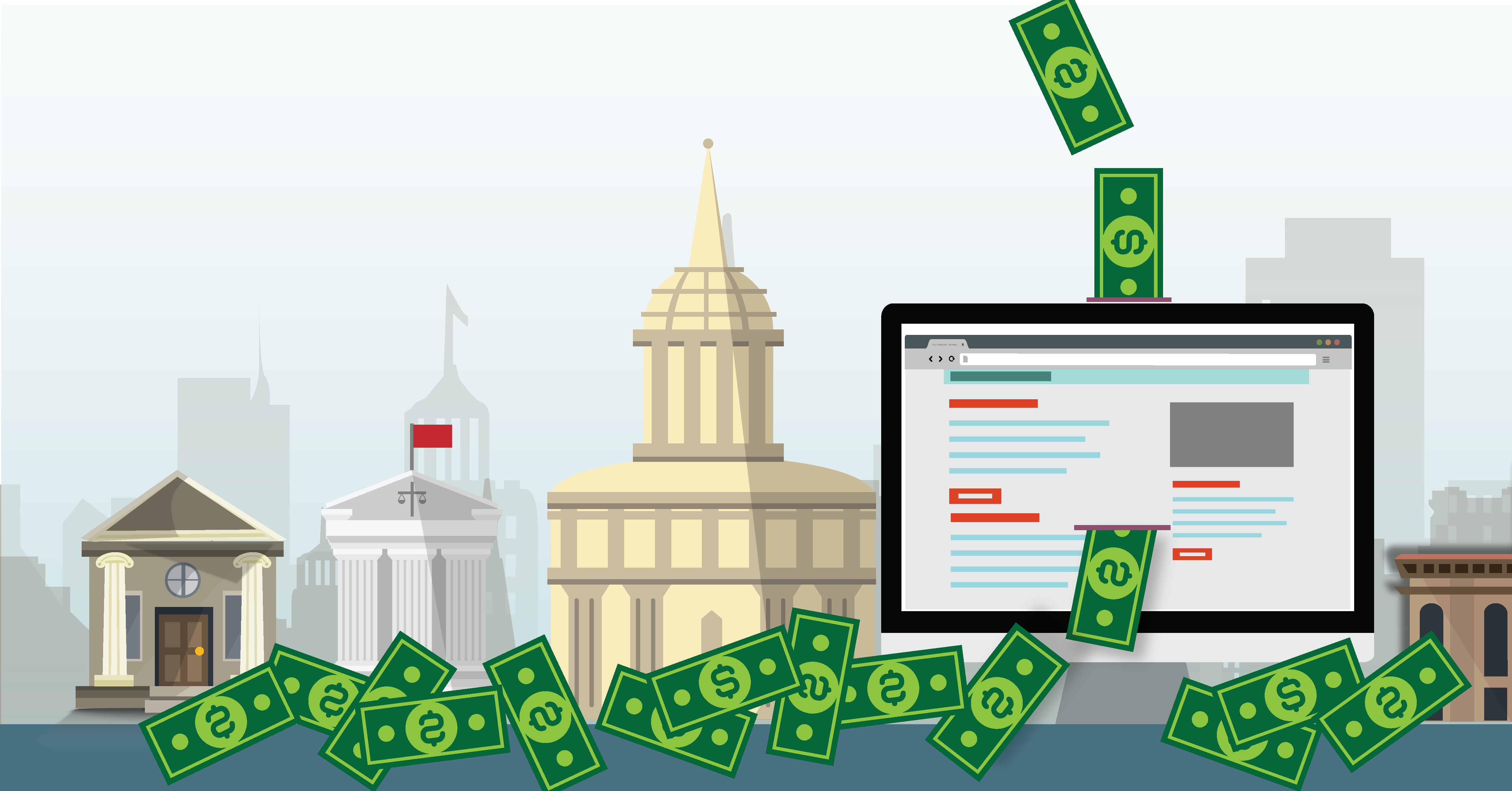 CivicLive Blog - The ROI on a Fully-Functional Government Website