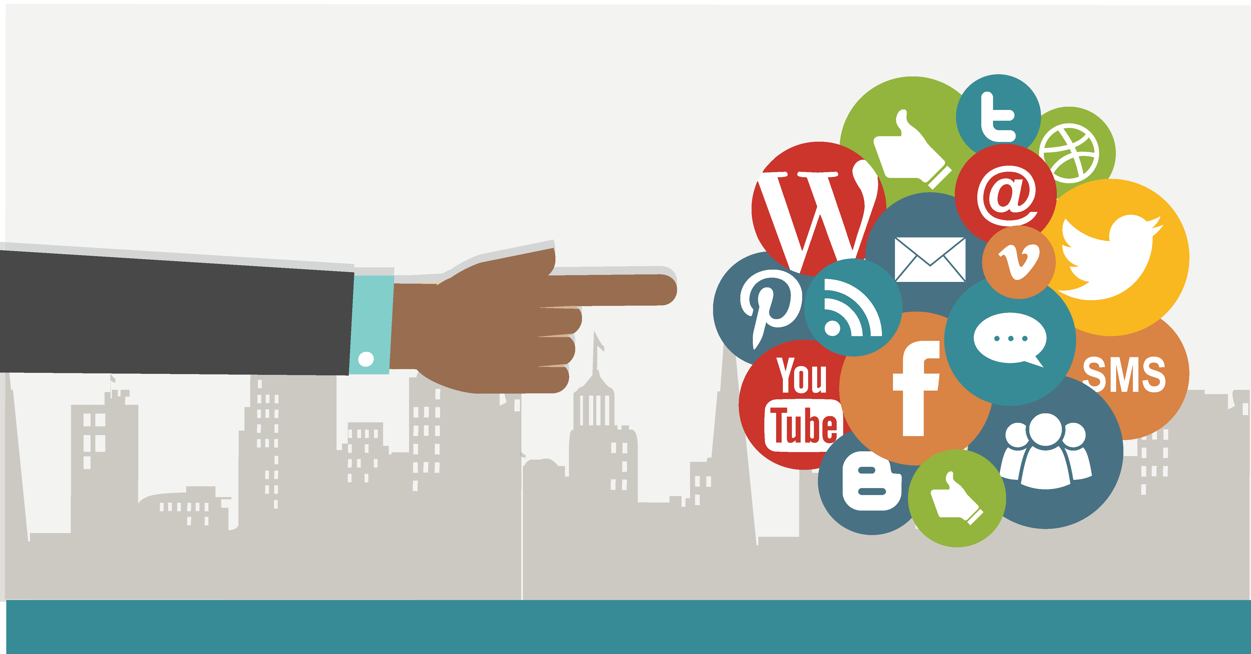 CivicLive Blog - Five Tips for Harnessing the Power of Social Media