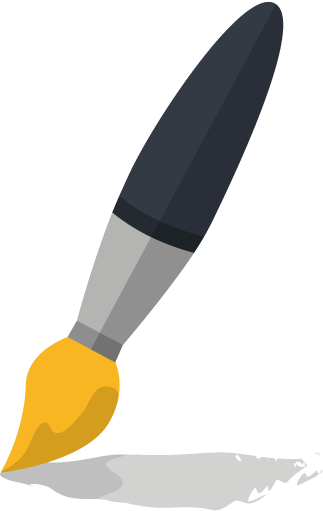 CivicLive Design Paint Brush